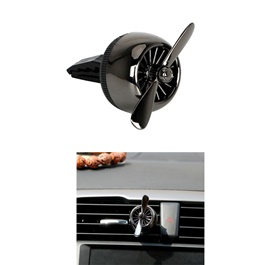 Turbo Fan AC Grill Car Perfume Fragrance - Mix Color-SehgalMotors.Pk