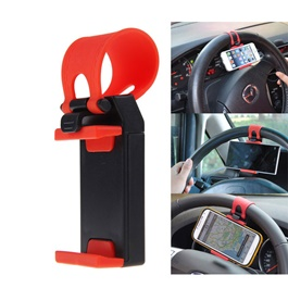 Car Mobile Holder for Steering -SehgalMotors.Pk