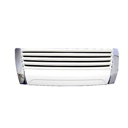 Toyota Fortuner Front Grille White - Model 2016-2021-SehgalMotors.Pk