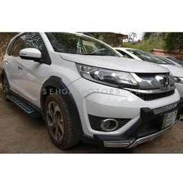 Honda BRV Modellista Body Kit / Bodykit 2 PCS Model - 2017-2019-SehgalMotors.Pk