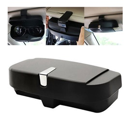 Sunglasses Holder Storage Box- Multi-SehgalMotors.Pk