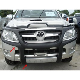Toyota Hilux Revo PU Bull Bar - Model 2016-2019-SehgalMotors.Pk
