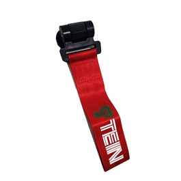Tein Strap Tow Hook - Red