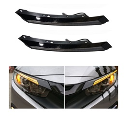 Honda Civic Headlight / Head Lamp Light Eyebrow Light - Model 2016-2020	-SehgalMotors.Pk