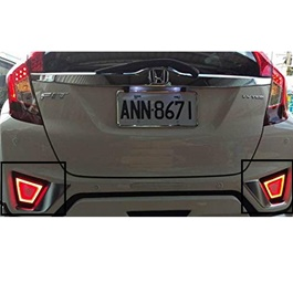 Honda Fit Back Brake Lamp Version 2 - Model 2013-2019