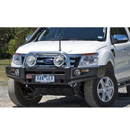 Toyota Hilux Revo Ironman Front Bumper Bull Bar Version 2 - Model 2016-2019-SehgalMotors.Pk