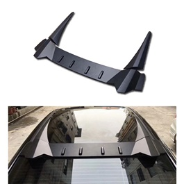Honda Civic Rear Roof Wing Evo Spoiler 2016-2021 | Roof Spoiler | Baggage Spoiler Decorative Cover-SehgalMotors.Pk