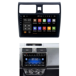 Suzuki Swift LCD multimedia IPS Display Android - Model 2010-2020-SehgalMotors.Pk