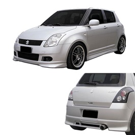 Suzuki Swift Body Kit / Bodykit Taiwan - Model 2010-2020-SehgalMotors.Pk