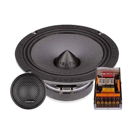 HERTZ HSK165 250W Component Speaker  | Universal Car HiFi Component Speaker Vehicle Door Auto Audio Music Stereo Full Range Frequency Speakers for Cars | Car Component Speaker Automobile Audio Speaker | Universal Sound Loudspeaker Sound-SehgalMotors.Pk