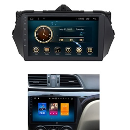 Suzuki Ciaz LCD Multimedia System Android - Model 2017-2018-SehgalMotors.Pk