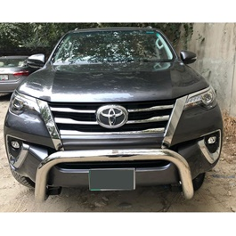 Toyota Fortuner Powerful Bull Bar - Model 2016-2019-SehgalMotors.Pk