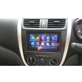 Suzuki Cultus New Multimedia Lcd Panel - Model 2017-2019-SehgalMotors.Pk