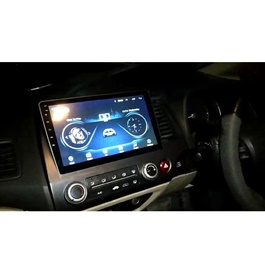 Honda Civic Android Lcd Multimedia System Version 2 - Model  2006-2012-SehgalMotors.Pk