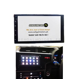 Honda Fit LCD Multimedia System Android - Model 2007-2018-SehgalMotors.Pk