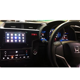Honda Fit LCD multimedia IPS Display System Android - Model 2007-2019-SehgalMotors.Pk