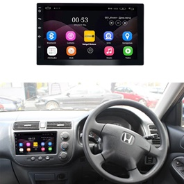 Honda Civic Android LCD IPS Multimedia Navigation System - Model 2004-2006