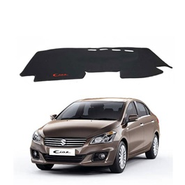 Suzuki Ciaz Dashboard Carpet For Protection and Heat Resistance - Model 2014-2017