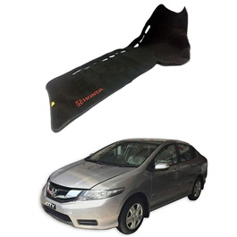 Honda City Dashboard Carpet For Protection and Heat Resistance - Model 2008-2014
