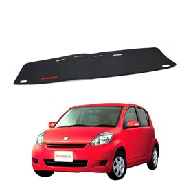 Toyota Passo Dashboard Carpet For Protection and Heat Resistance - Model 2005-2010	-SehgalMotors.Pk