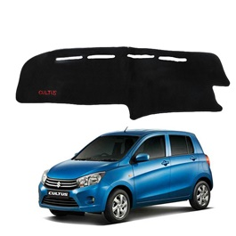 Suzuki Cultus Dashboard Carpet For Protection and Heat Resistance Black - Model - 2017 - 2019