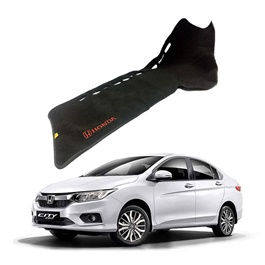 Honda City Dashboard Carpet For Protection and Heat Resistance - Model 2014-2017-SehgalMotors.Pk