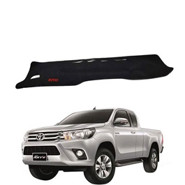 Toyota Hilux Revo Dashboard Carpet For Protection and Heat Resistance - Model 2016-2020-SehgalMotors.Pk