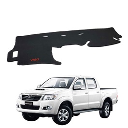 Toyota Hilux Vigo Dashboard Carpet For Protection and Heat Resistance - Model 2005-2012-SehgalMotors.Pk