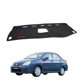 Suzuki Liana Dashboard Carpet For Protection and Heat Resistance - Model 2006-2014	-SehgalMotors.Pk