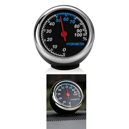 Car Digital Hygrometer-SehgalMotors.Pk