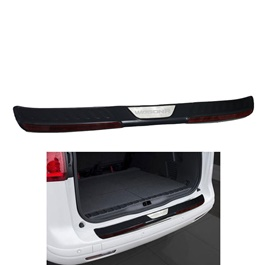 Suzuki Wagon R Rear Bumper Protector Deck Panel Cover - Model 2014-2017-SehgalMotors.Pk