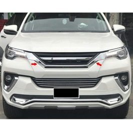 Toyota Fortuner New Chrome Style Grille - Model 2016-2021-SehgalMotors.Pk