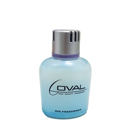 Aiteli Oval High Quality Fragrance - Blue-SehgalMotors.Pk