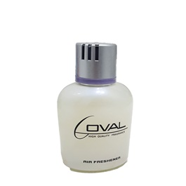 Aiteli Oval High Quality Fragrance - White-SehgalMotors.Pk