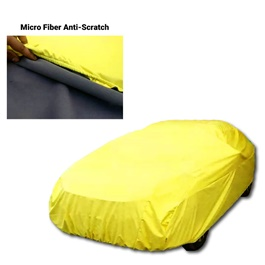 Premium Micro Fiber Anti-Scratch Top Cover LC-SehgalMotors.Pk