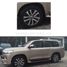 Toyota Land Cruiser OEM Alloy Rim 20 Inches Version C - Model 2017-2019