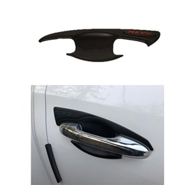 Toyota Hilux Revo Plastic Outer Trim Black - Model 2016-2019