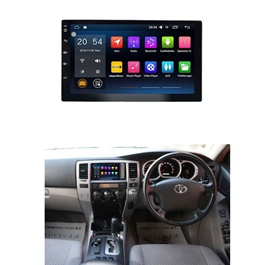 Toyota Hilux Surf Android LCD Multimedia Navigation System - Model 2002-2009-SehgalMotors.Pk