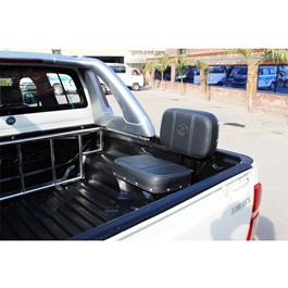 Toyota Hilux Revo Back Seat (1 piece) - Model 2016-2019-SehgalMotors.Pk
