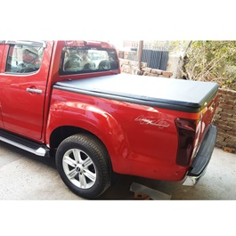 Isuzu D-Max / DMax / D Max Back Soft Lid Cover - Model 2018-2019-SehgalMotors.Pk