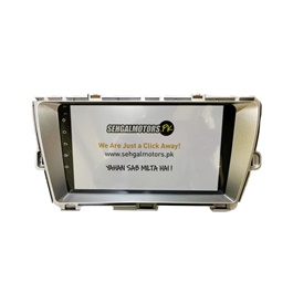 Toyota Prius Android  LCD Navigation System - Model 2009-2018-SehgalMotors.Pk