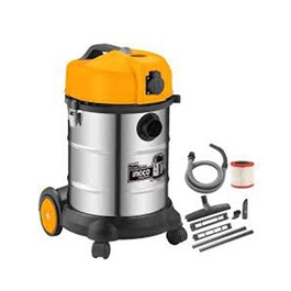 Ingco Wet and Dry Professional Series Vacuum 75L-SehgalMotors.Pk