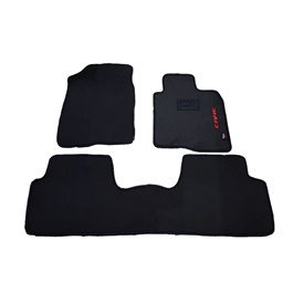 Honda Civic Custom Fit Carpet Floor Mat Style B - Model 2016-2020-SehgalMotors.Pk