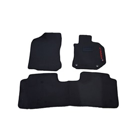 Toyota Corolla Custom Fit Carpet Floor Mat - Model 2014-2019-SehgalMotors.Pk