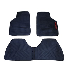 Suzuki Mehran Custom Fit PVC Floor Mat - Model 2012-2019-SehgalMotors.Pk
