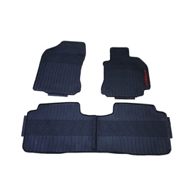 Toyota Corolla Custom Fit PVC Floor Mat - Model 2014-2019-SehgalMotors.Pk