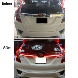 Honda Fit Rear LED Tail Light – Model 2013-2019