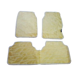 Honda Civic Custom Fit Carpet Floor Mat Beige - Model 2006-2008-SehgalMotors.Pk