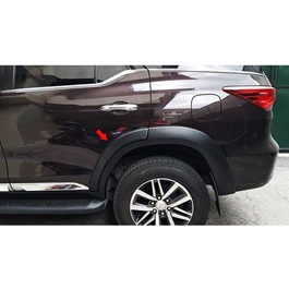 Toyota Fortuner Slim Fender Flare - Model 2016-2020-SehgalMotors.Pk
