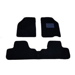 Suzuki Swift Custom Fit Carpet Floor Mat Black - Model 2010-2019-SehgalMotors.Pk